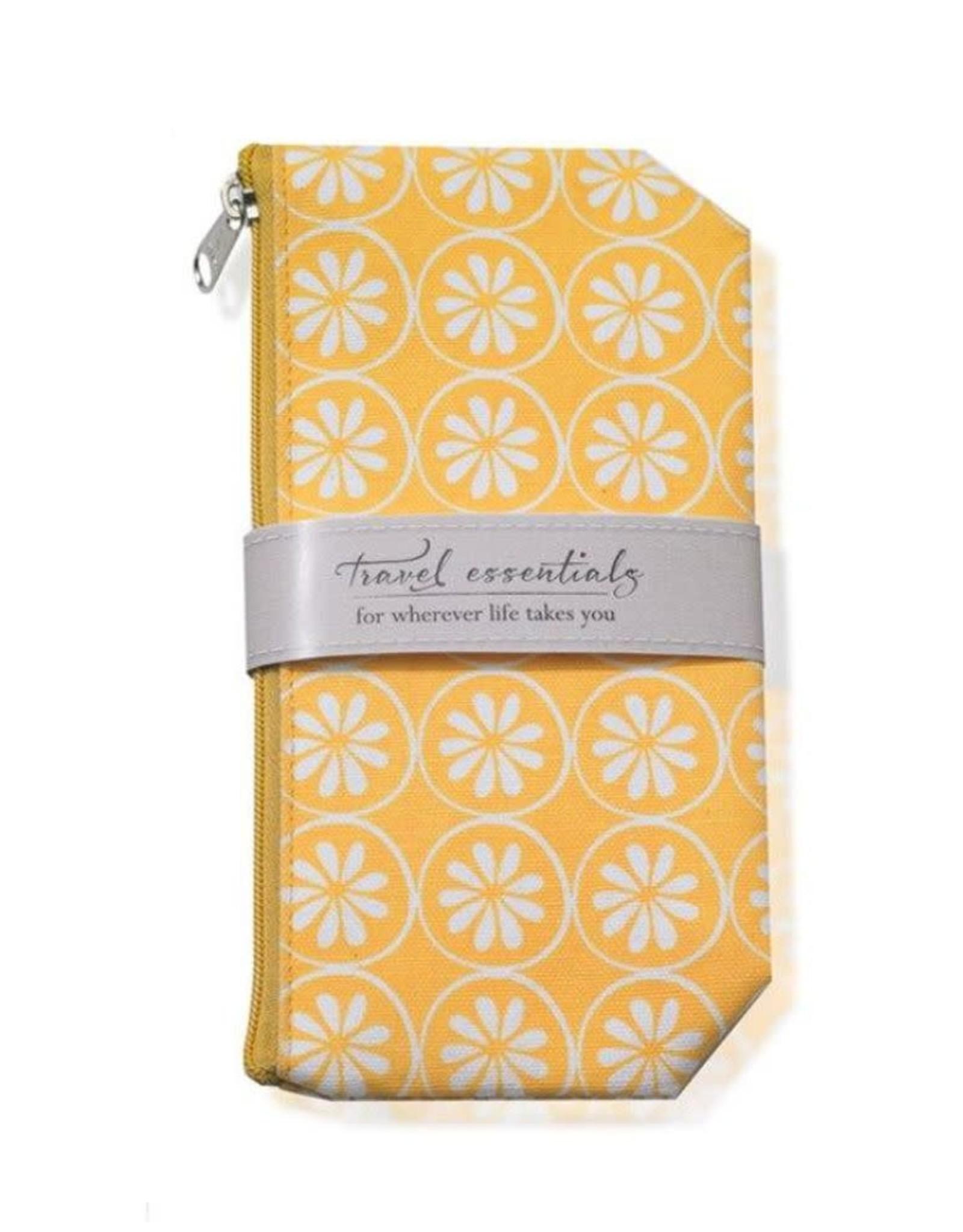 Lemon Verbena Cosmetic Bag