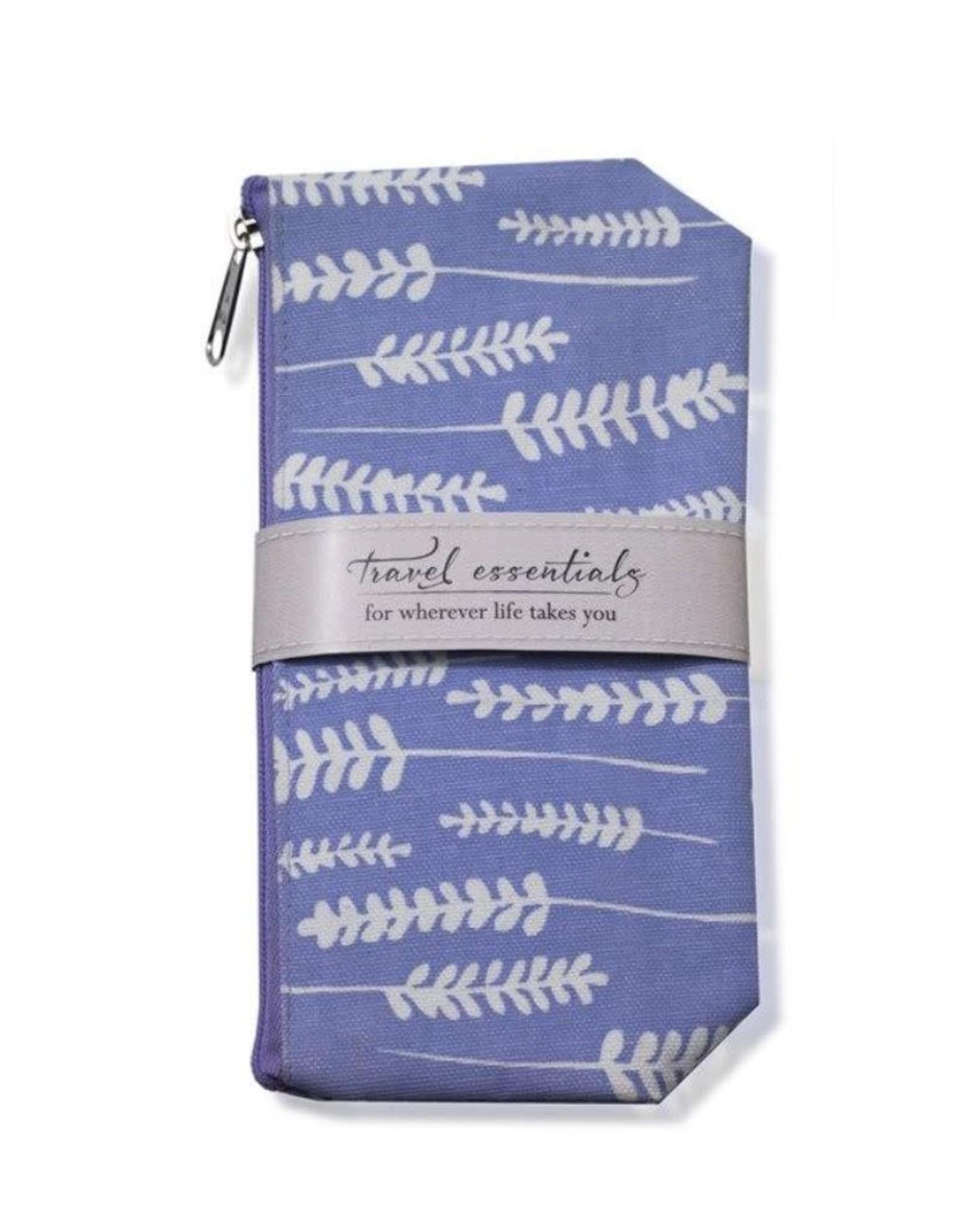 Lavender Cosmetic Bag