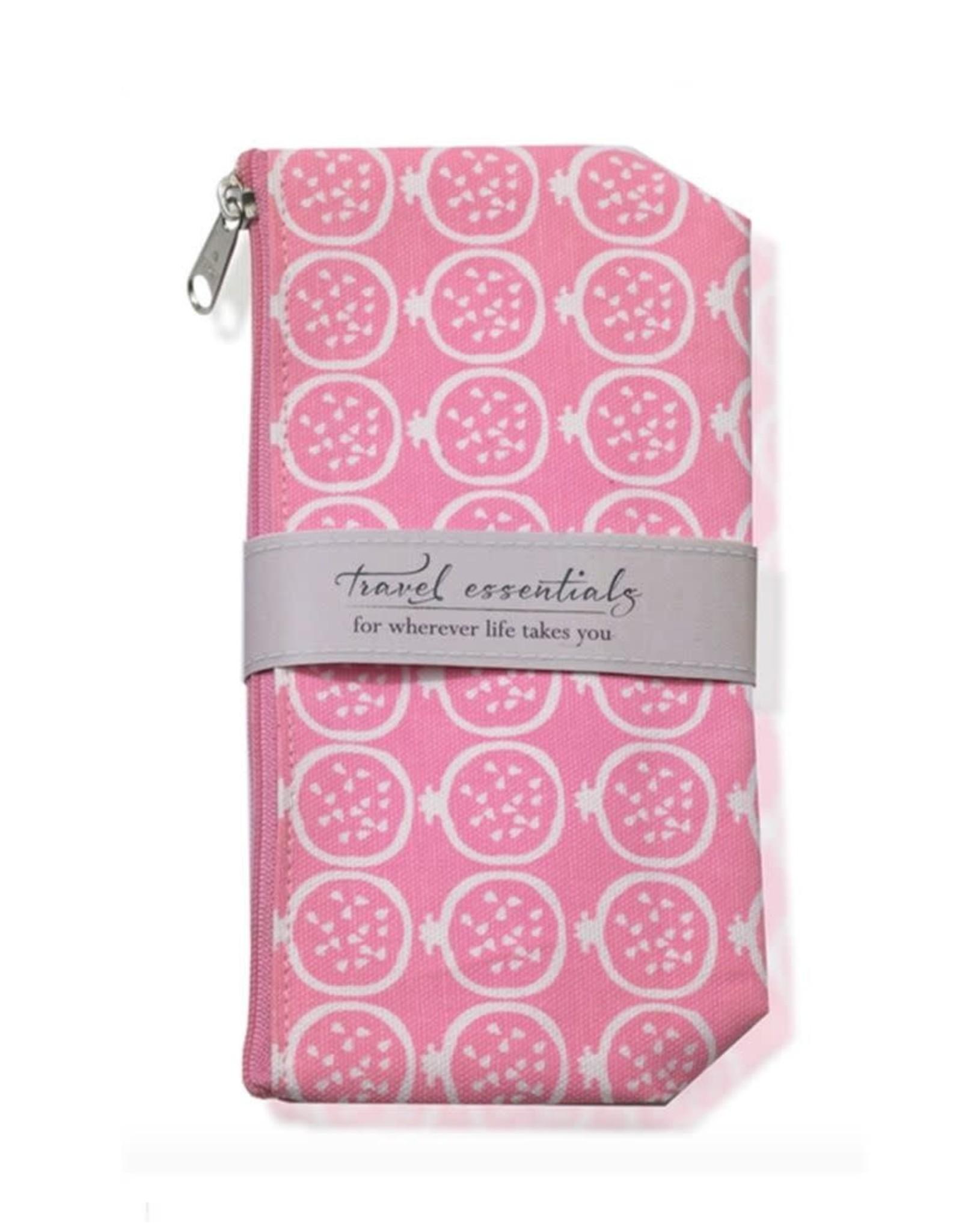 Pomegranate Cosmetic Bag