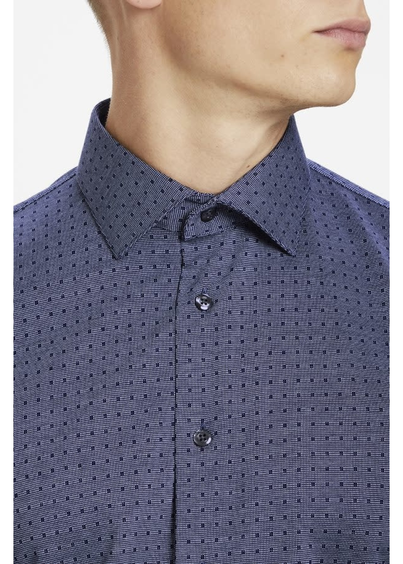 Matinique 30204953 Dark Navy Matinique Shirt