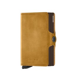 Secrid Wallets Secrid Wallet Ochre