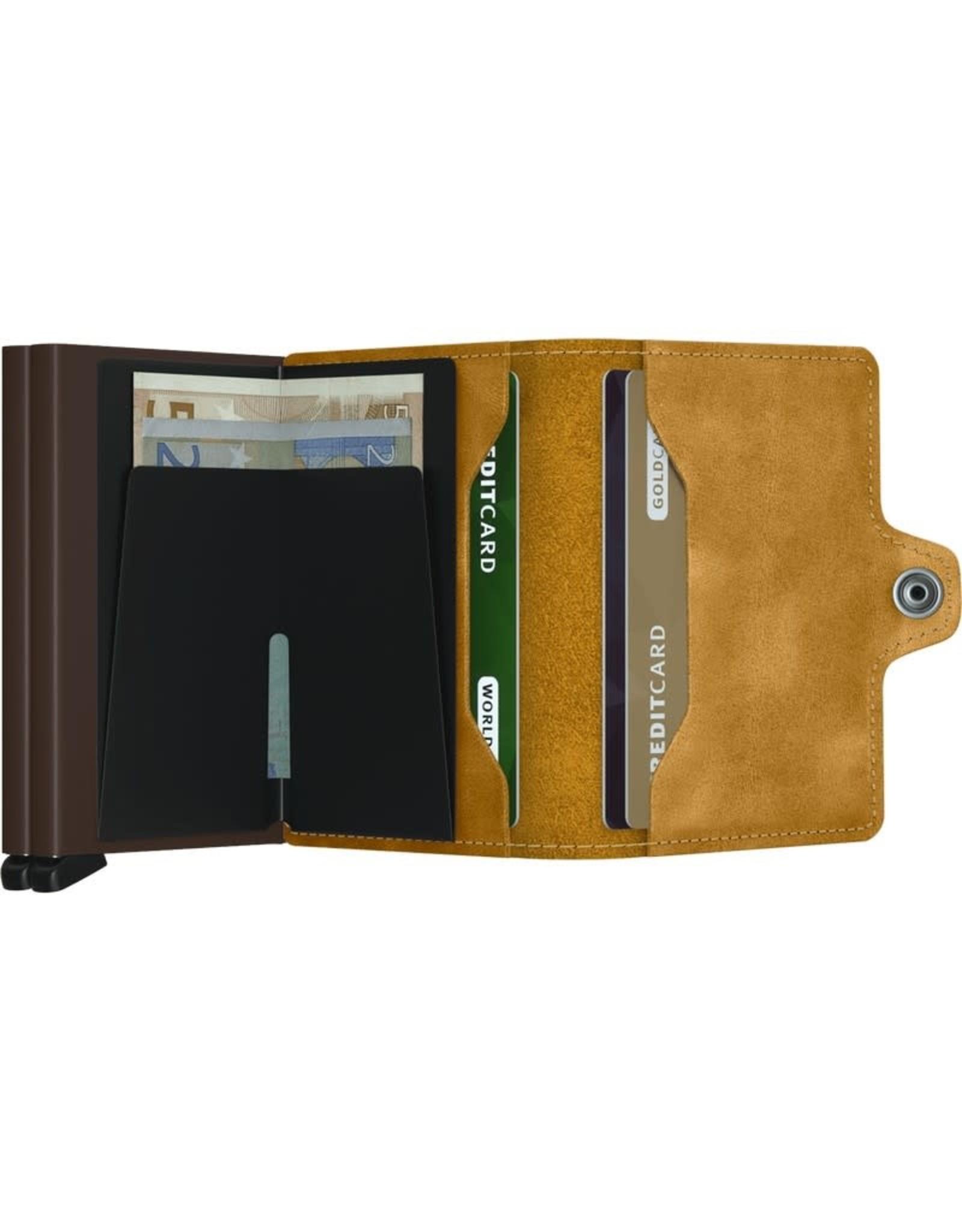Secrid Wallets Secrid Wallet Ochre