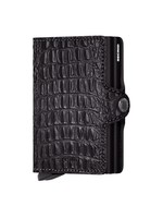 Secrid Wallets Secrid Wallet Croc Black