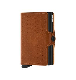 Secrid Wallets Secrid Twin Wallet Cognac