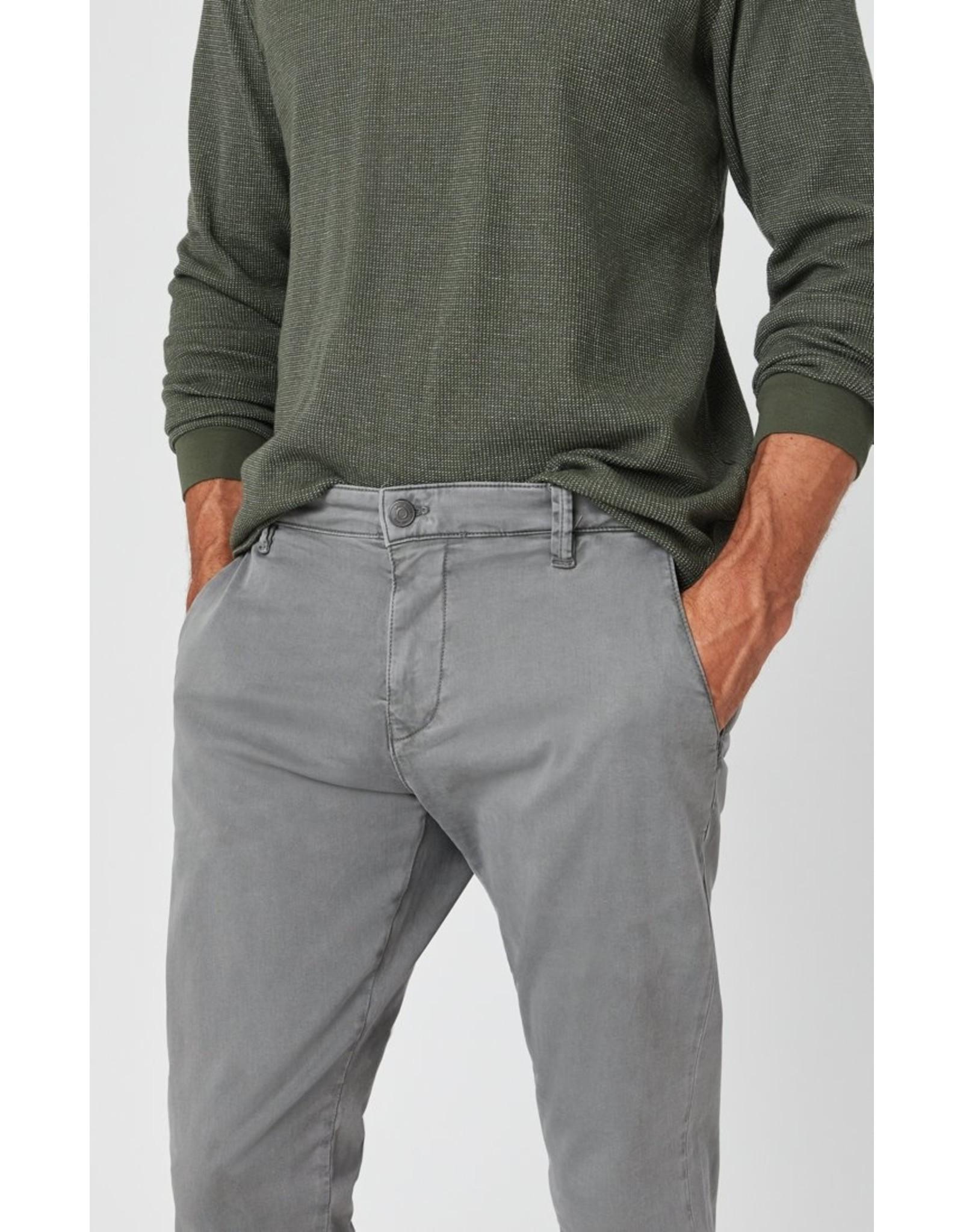 Mavi Marcus Chino Dark Grey Sateen