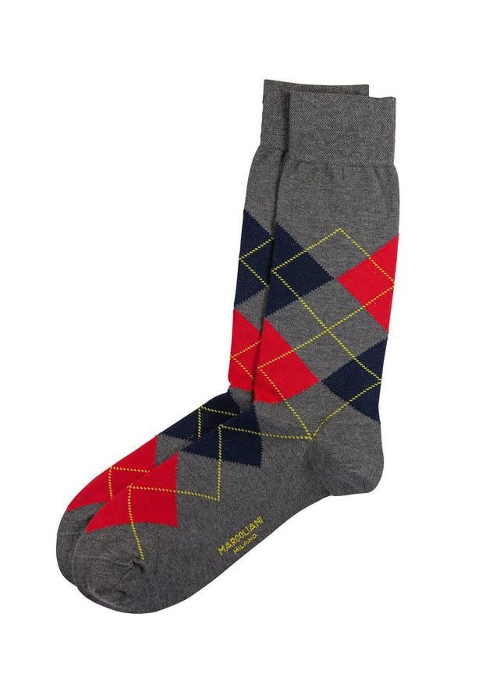 Marcoliani Marcoliani Socks Argyle