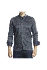 Luchiano Visconti 4321 Global Mint Shirt