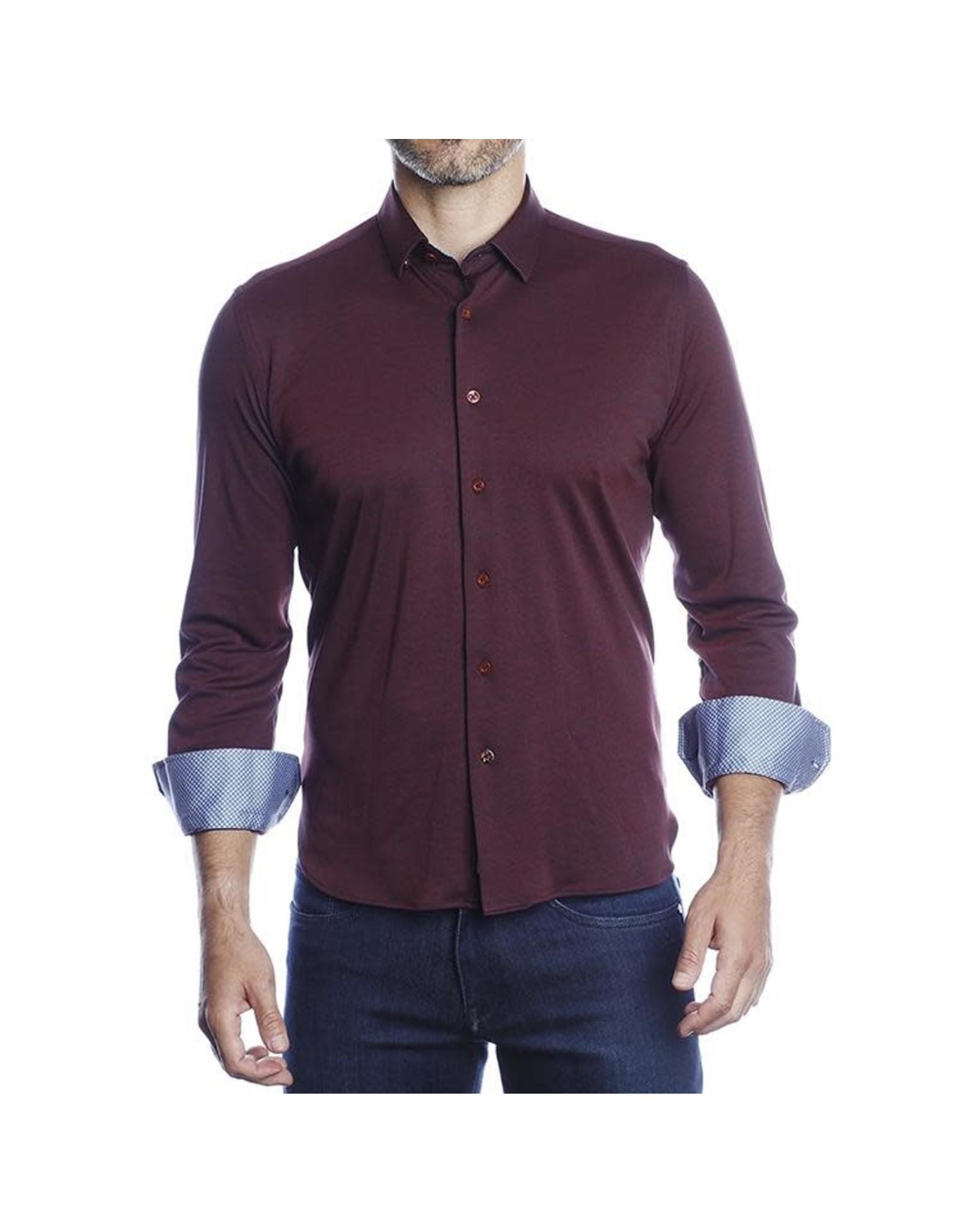 Luchiano Visconti 4318 Global Mint Shirt