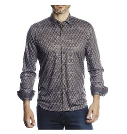 Luchiano Visconti 4335 Global Mint Shirt
