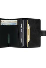 Secrid Wallets Secrid Miniwallet Vintage Black