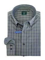 Leo Chevalier Leo Shirt Blue
