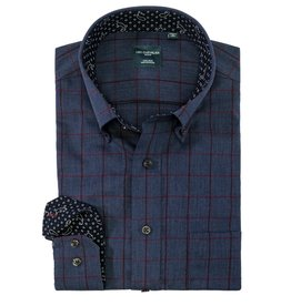 Leo Chevalier Leo Chevalier Shirt Blue Red