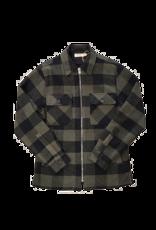 Hedge Hedge Jacket Olive 72mw017s