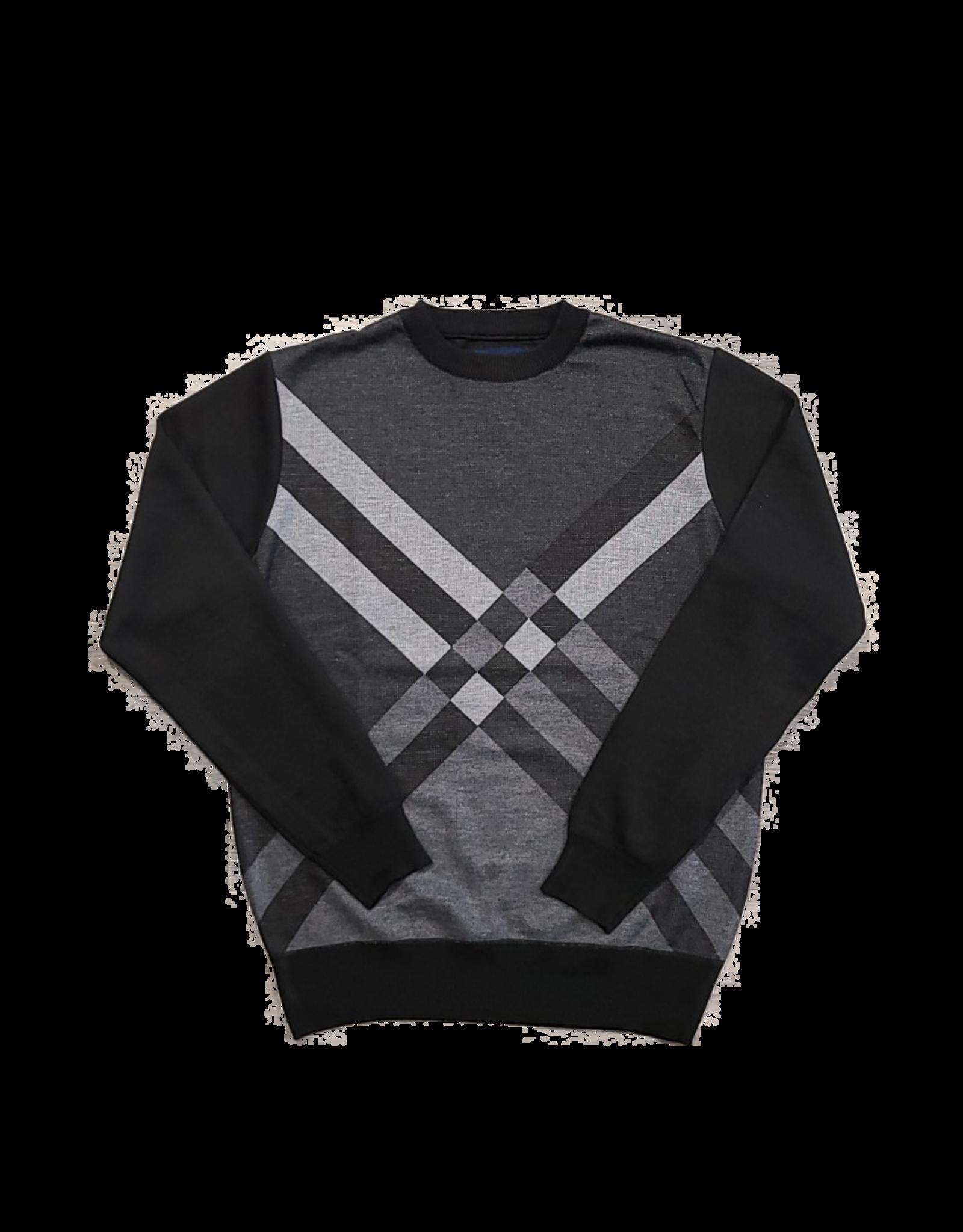 Sugar Sugar Modern Argyle Sweater DRS-04