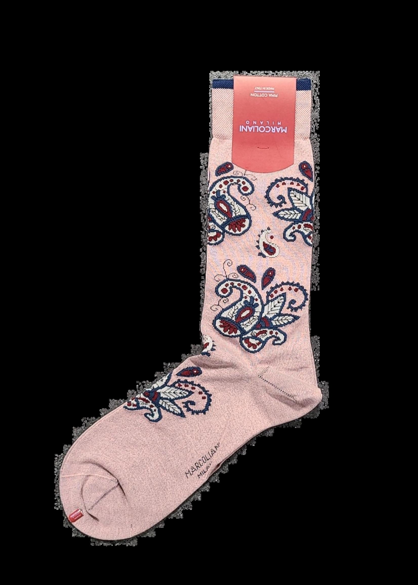 Marcoliani Marcoliani Socks Paisley