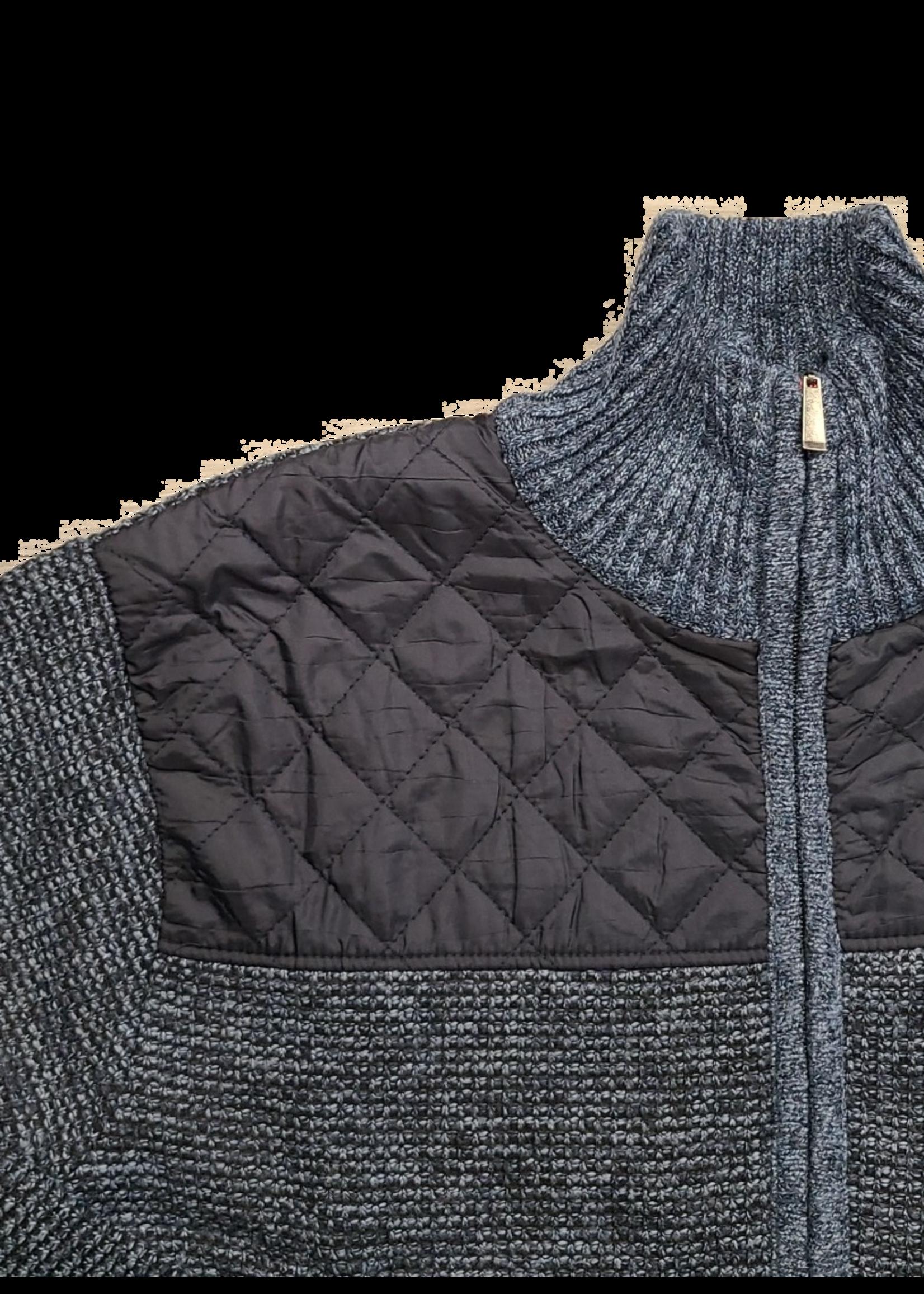 Sugar Sugar Zip Sweater NBWR-19