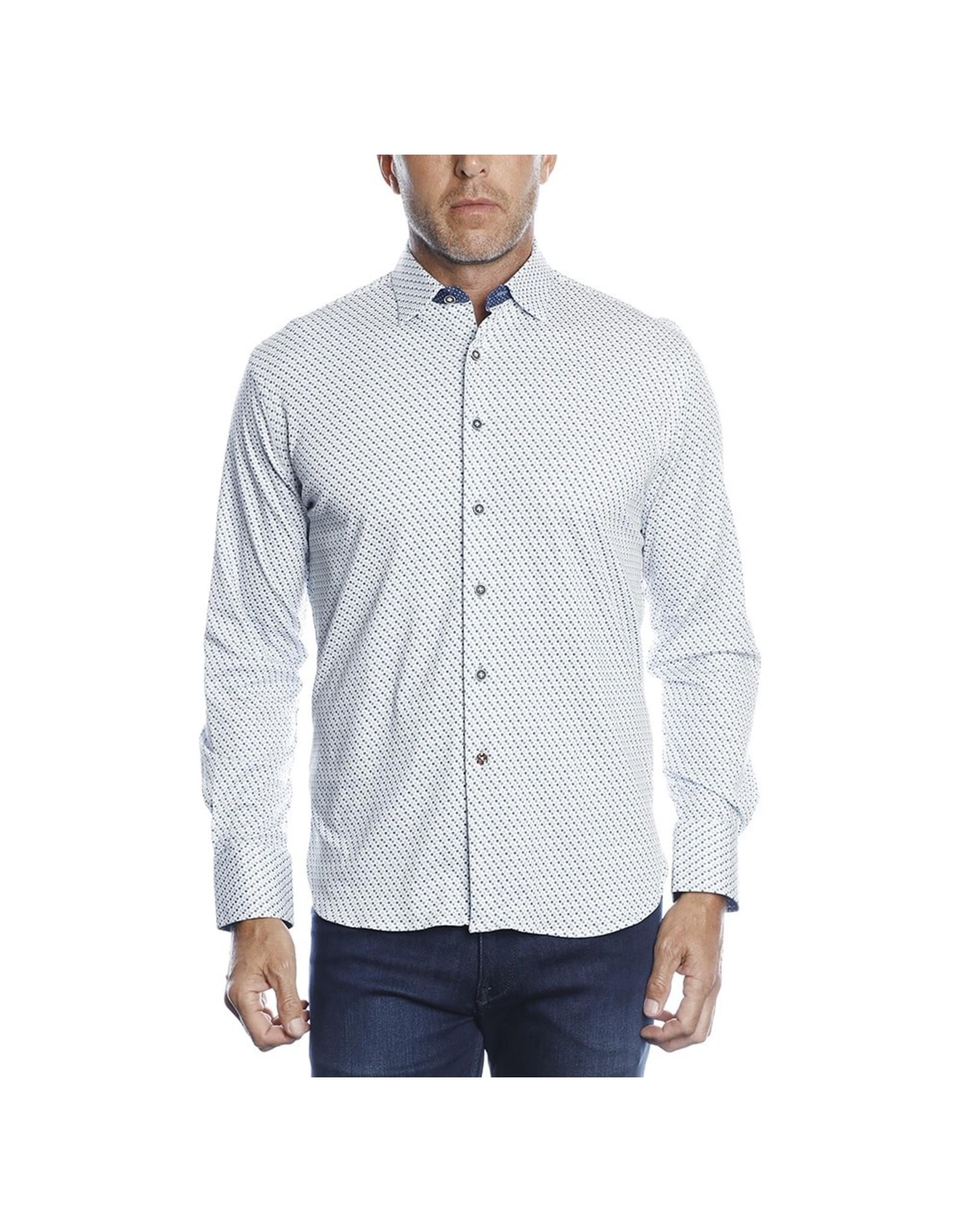 Luchiano Visconti 4331 Global Mint Shirt