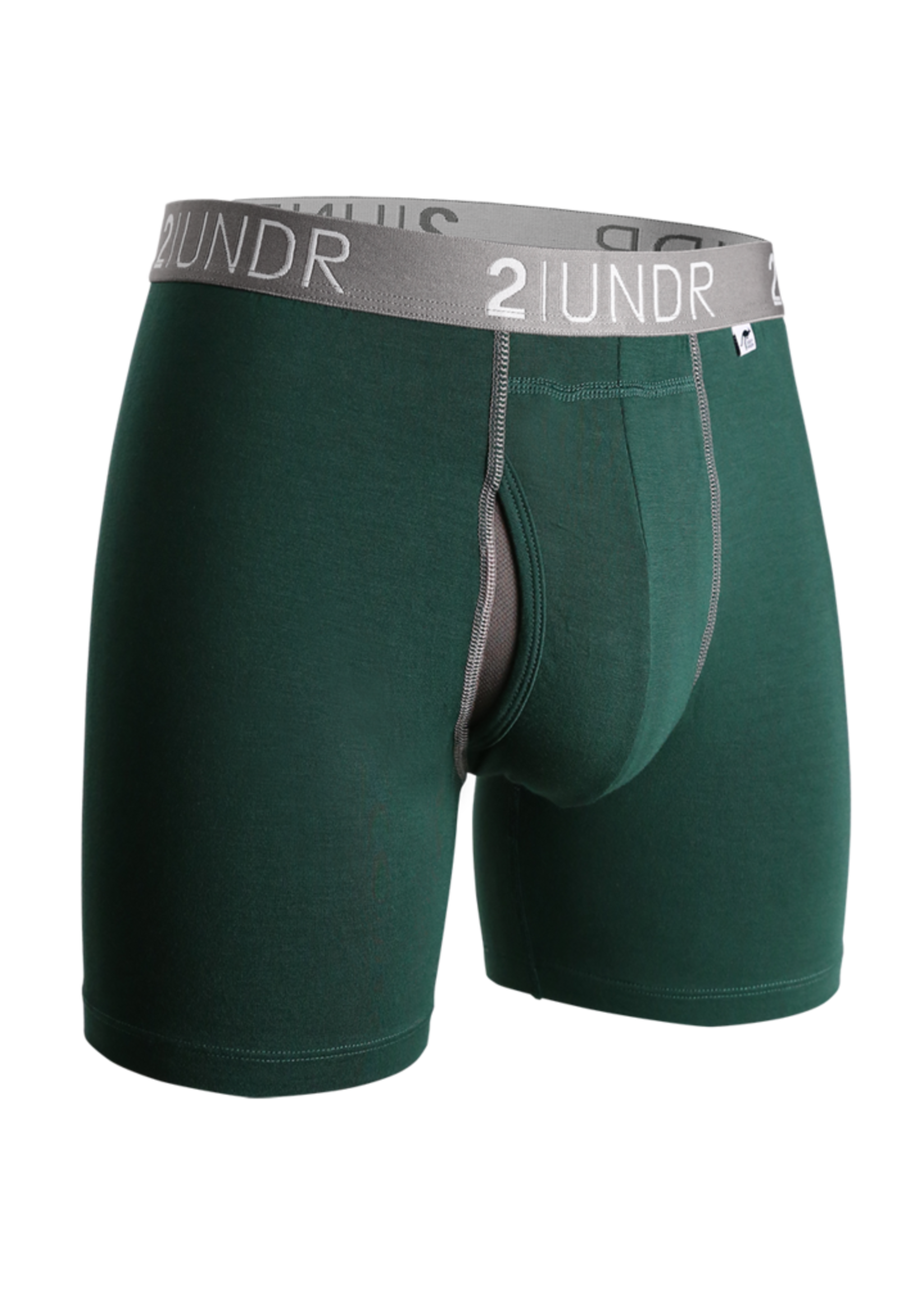 2UNDR 2UNDR Solid Swing Shift  Boxer Brief