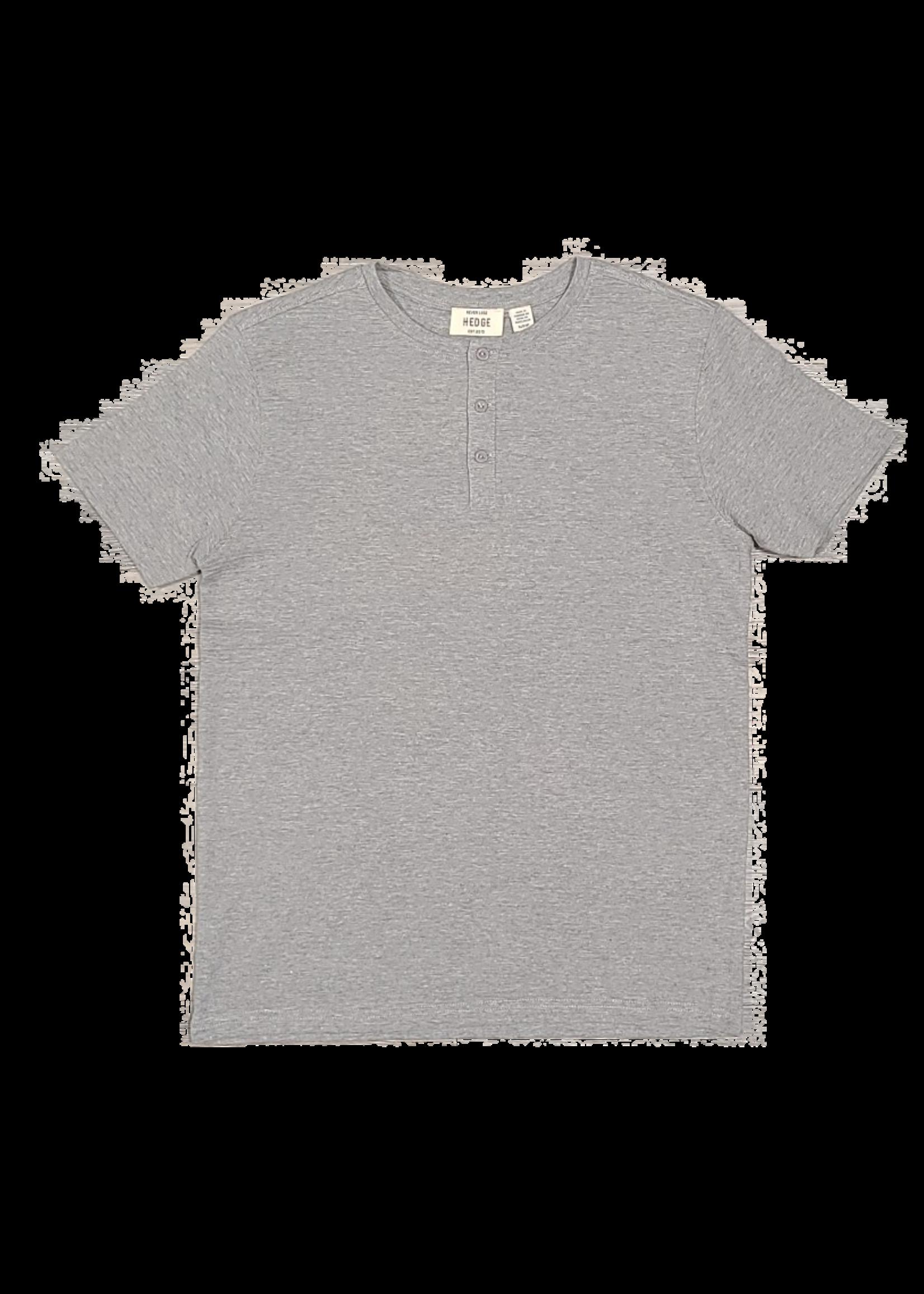 Hedge Hedge Knit Henley T-Shirt 51MT037S