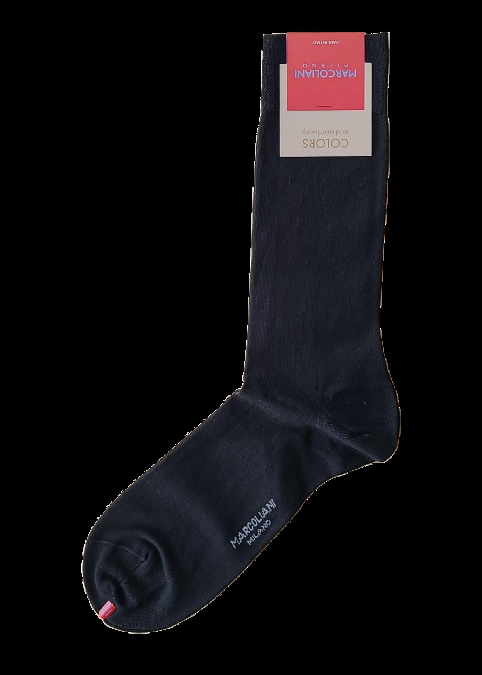 Marcoliani Marcoliani Sock Black Classic