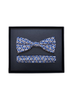 Venti Venti Bow Tie & Pocket Square 5442