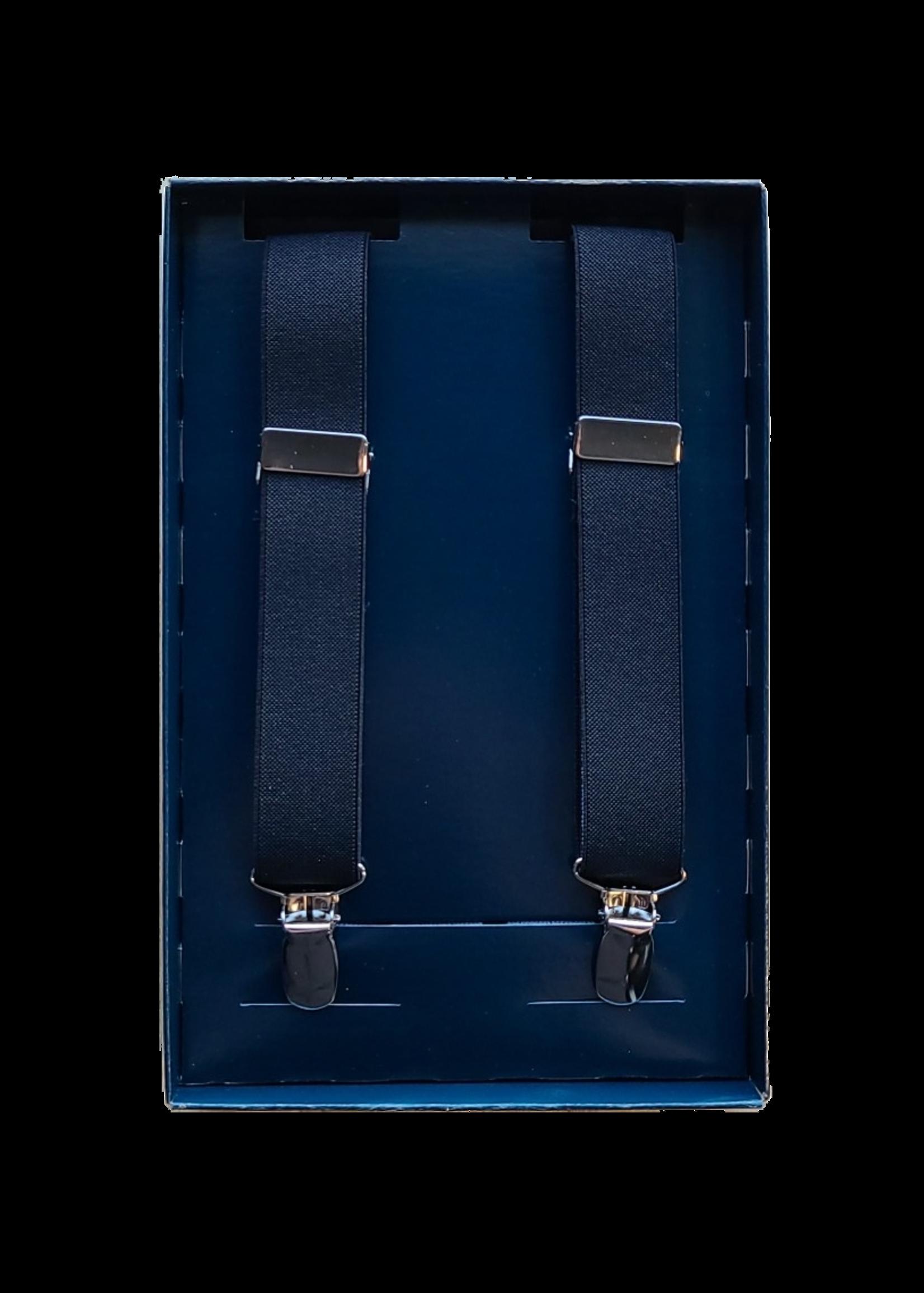 Bench Craft Leather Inc. 391 Suspenders - Black