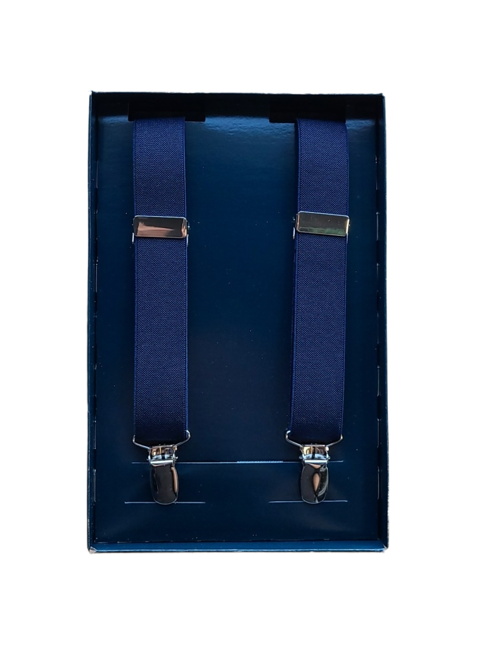 Bench Craft Leather Inc. 391 Suspenders - Navy