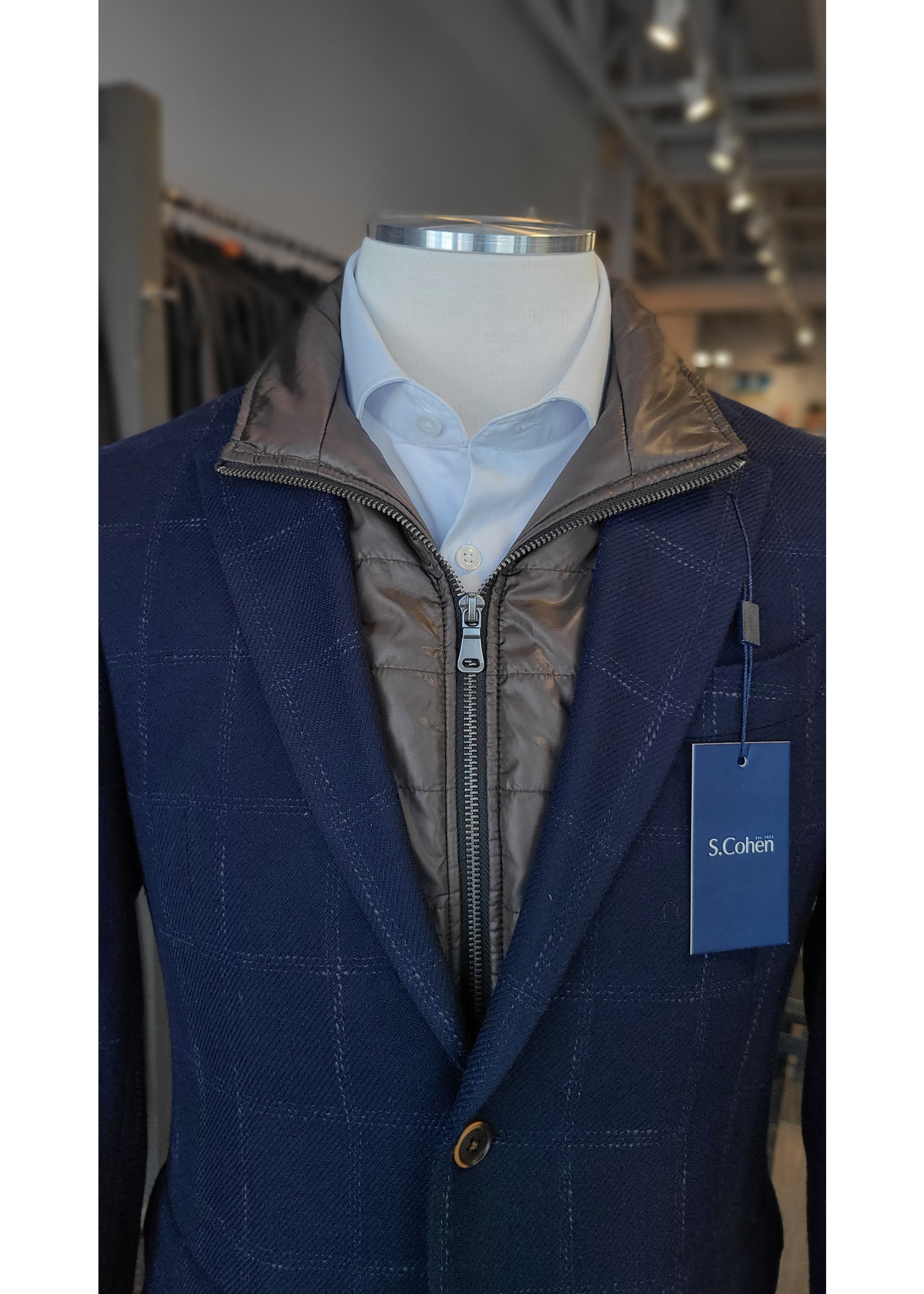 S.Cohen Eastwood Ji7122 Sport Jacket from S.Cohen