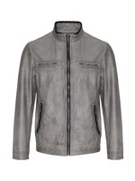 Regency By Lamarque Collection Regency Stanley Leather Jacket