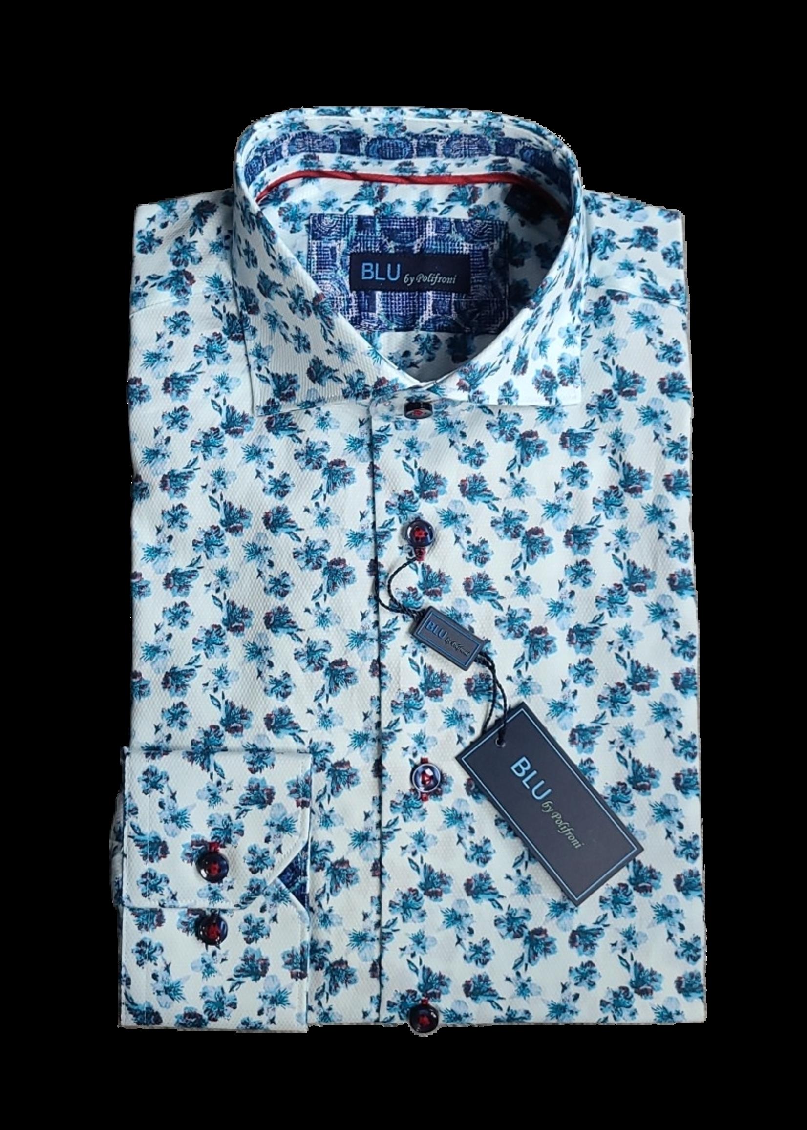 Blu Polifroni BLU B2149533 Shirt