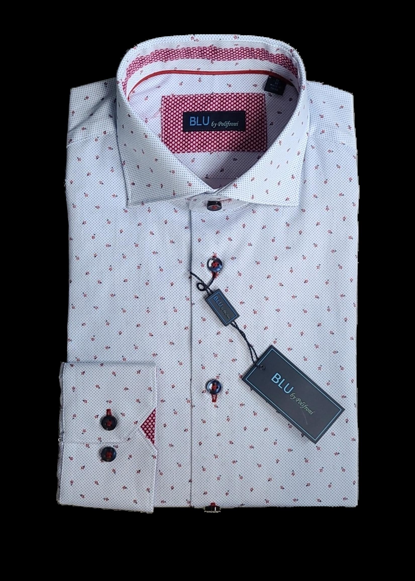 Blu Polifroni BLU B2149525 Shirt