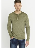 Buffalo Kaduk Henley Long-Sleeve BM21389