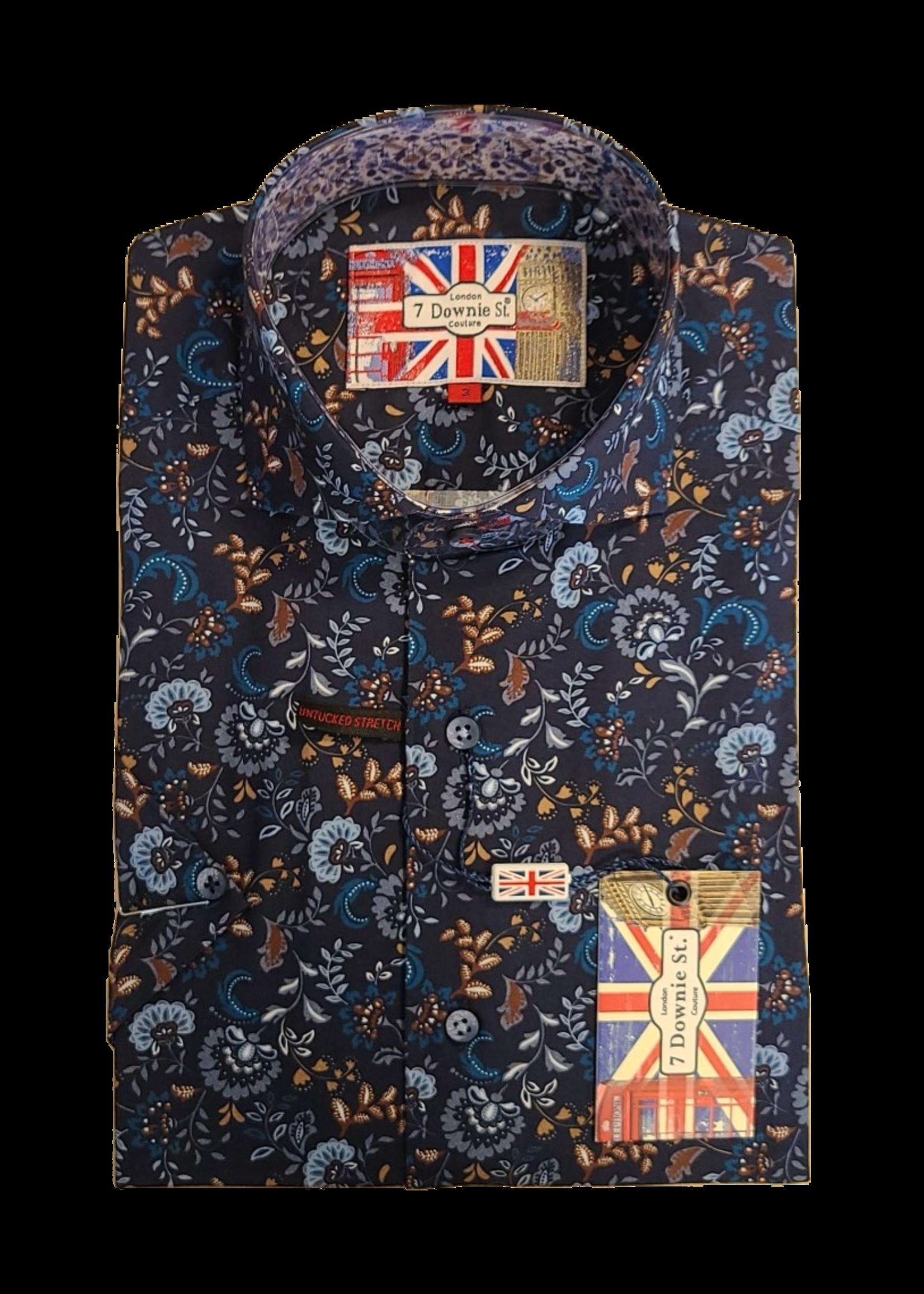 7 Downie St. 7 Downie St. Short Sleeve Shirt 7017