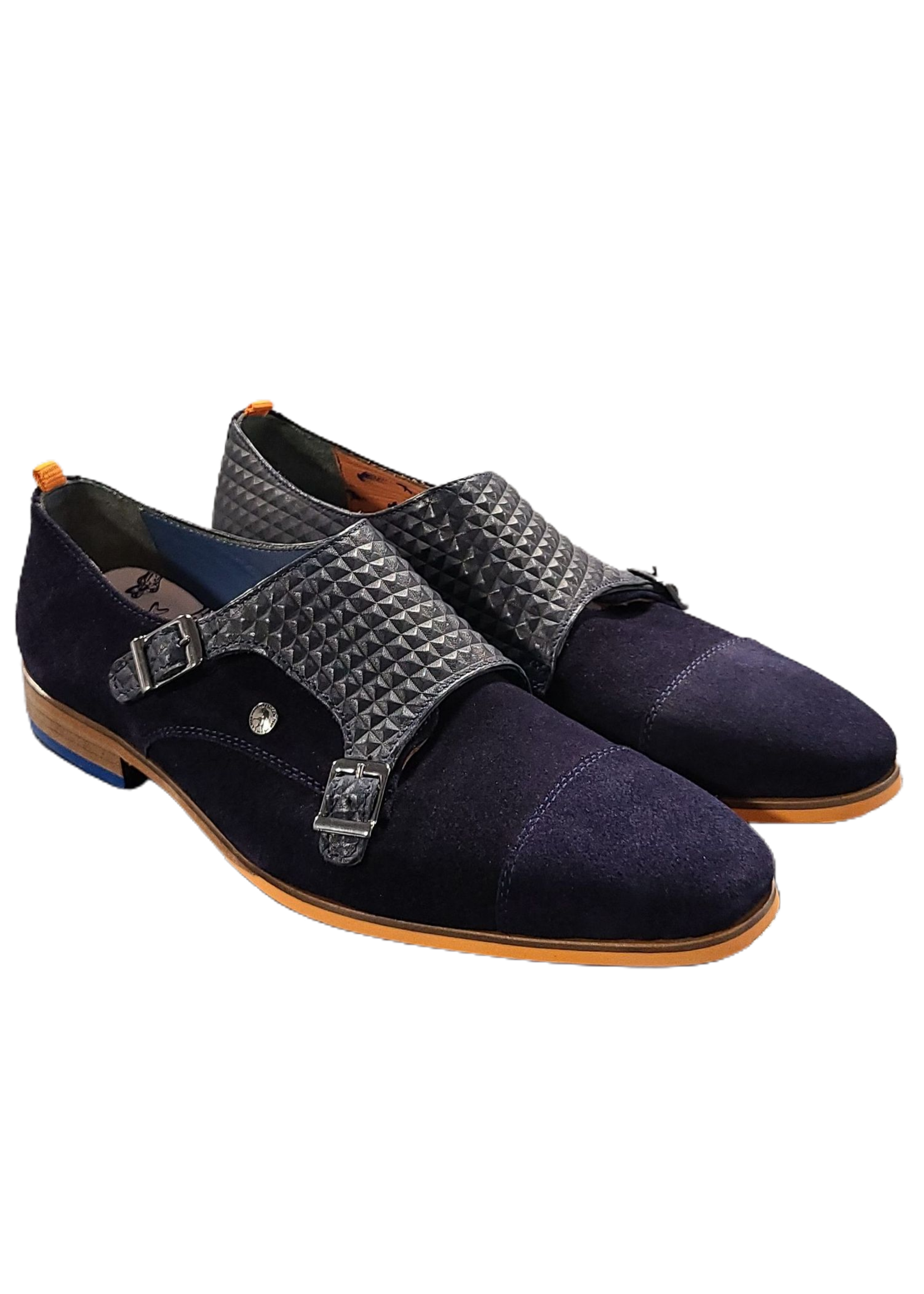 A Fish Named Fred 81.713 AFNF Monk Shoe