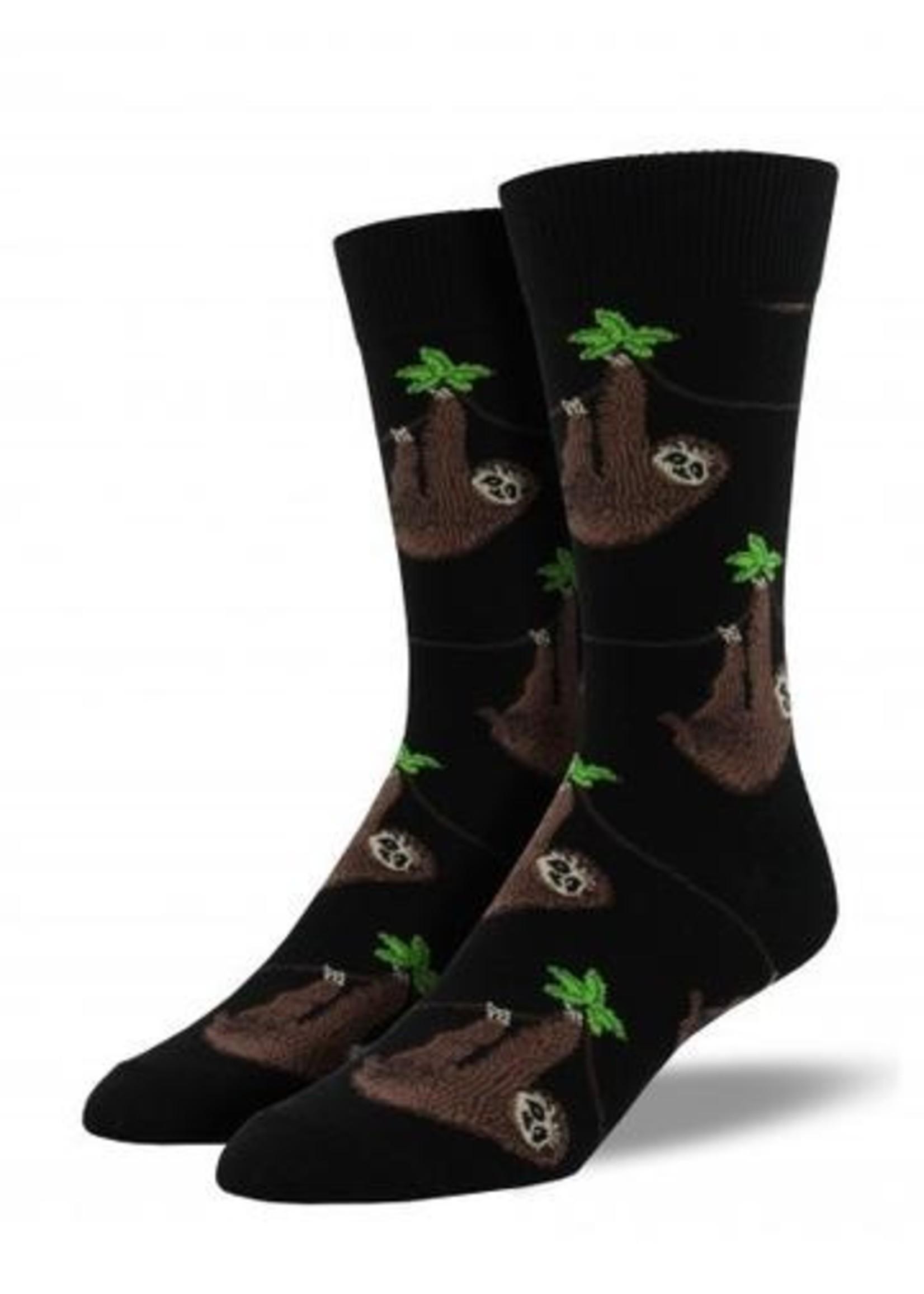 Socksmith Canada Sloth Socks