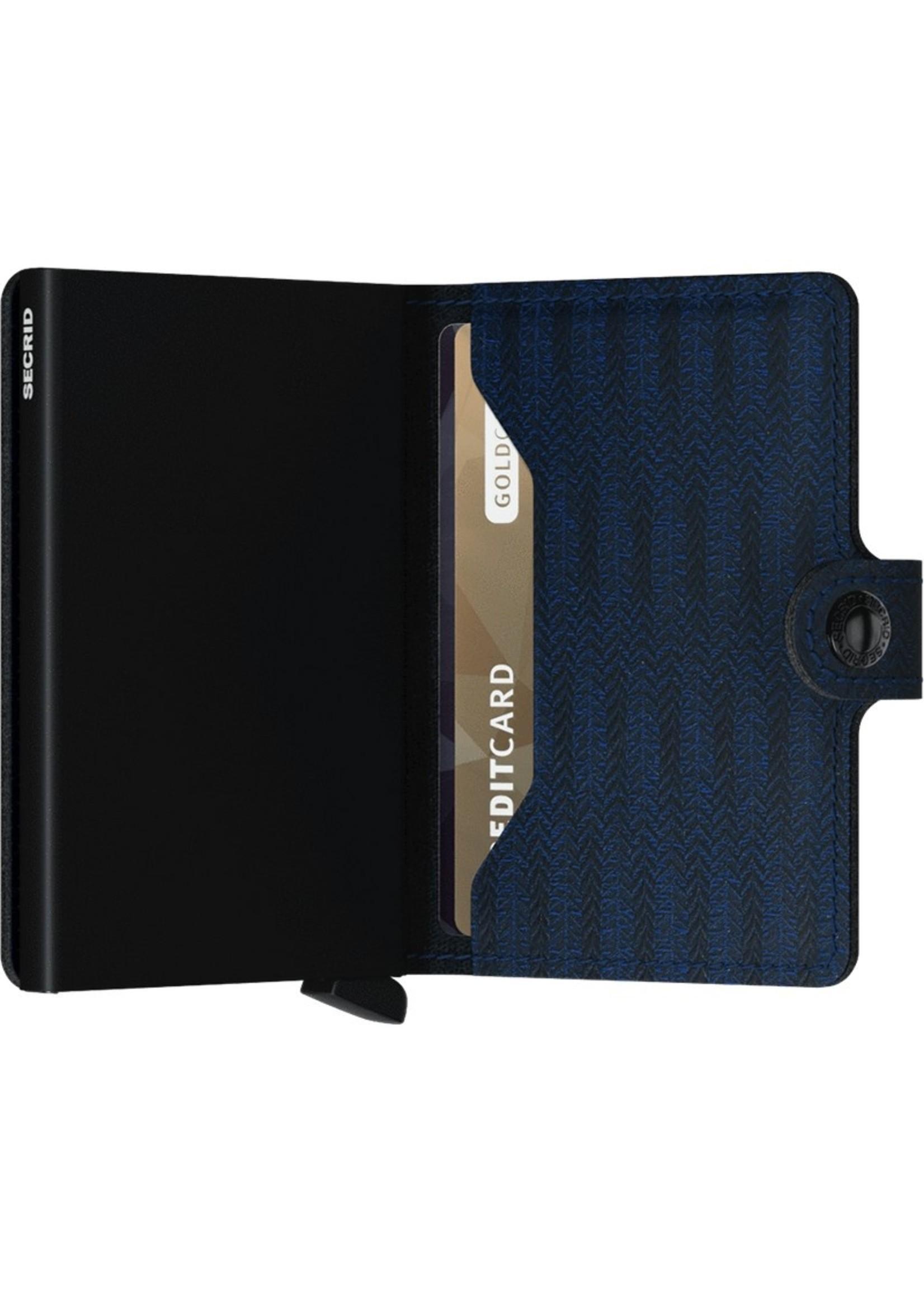 Secrid Wallets Miniwallet Dash Navy