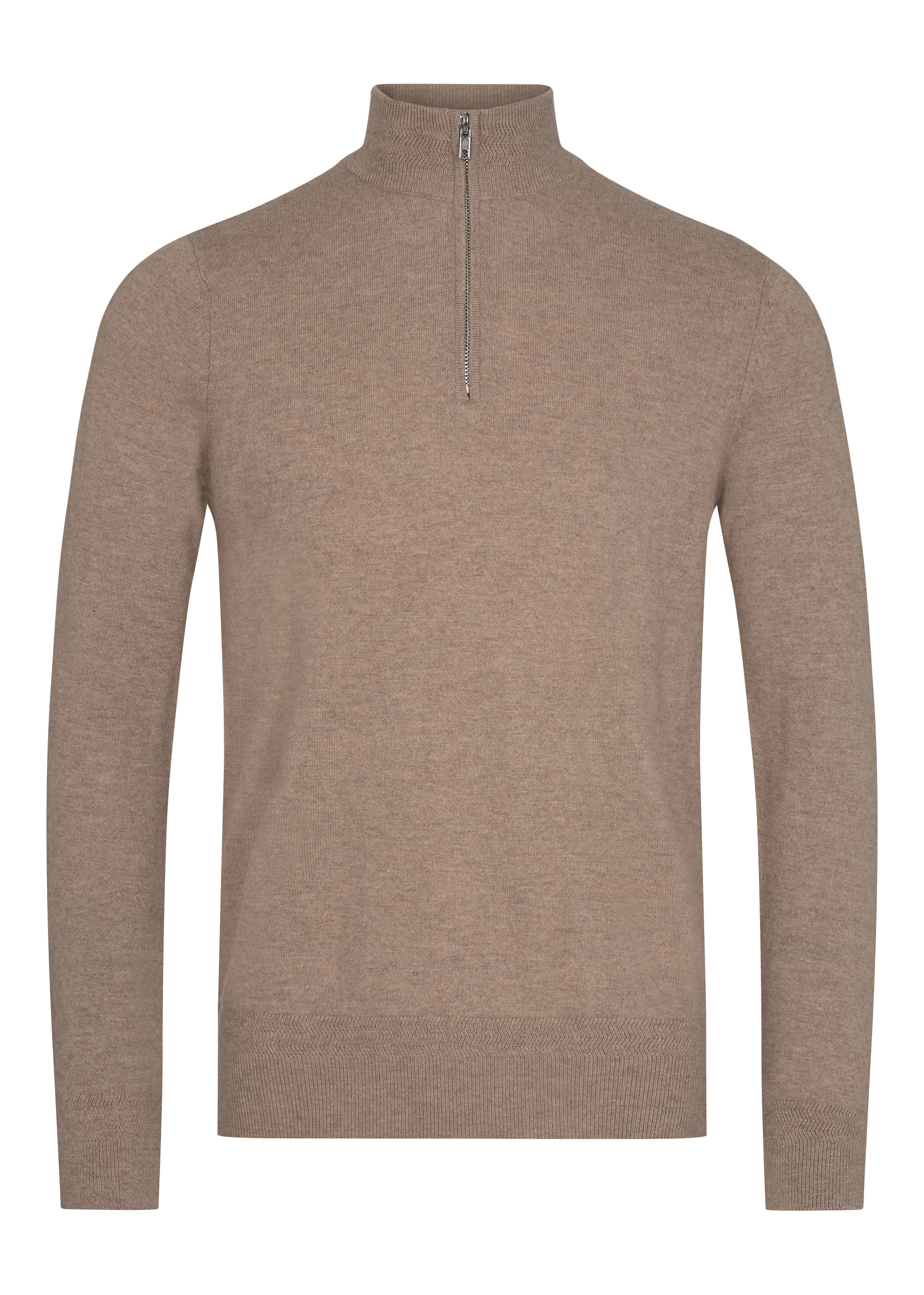 Bruun & Stengade Cashmere Quarter-Zip Sweater 2102-04009