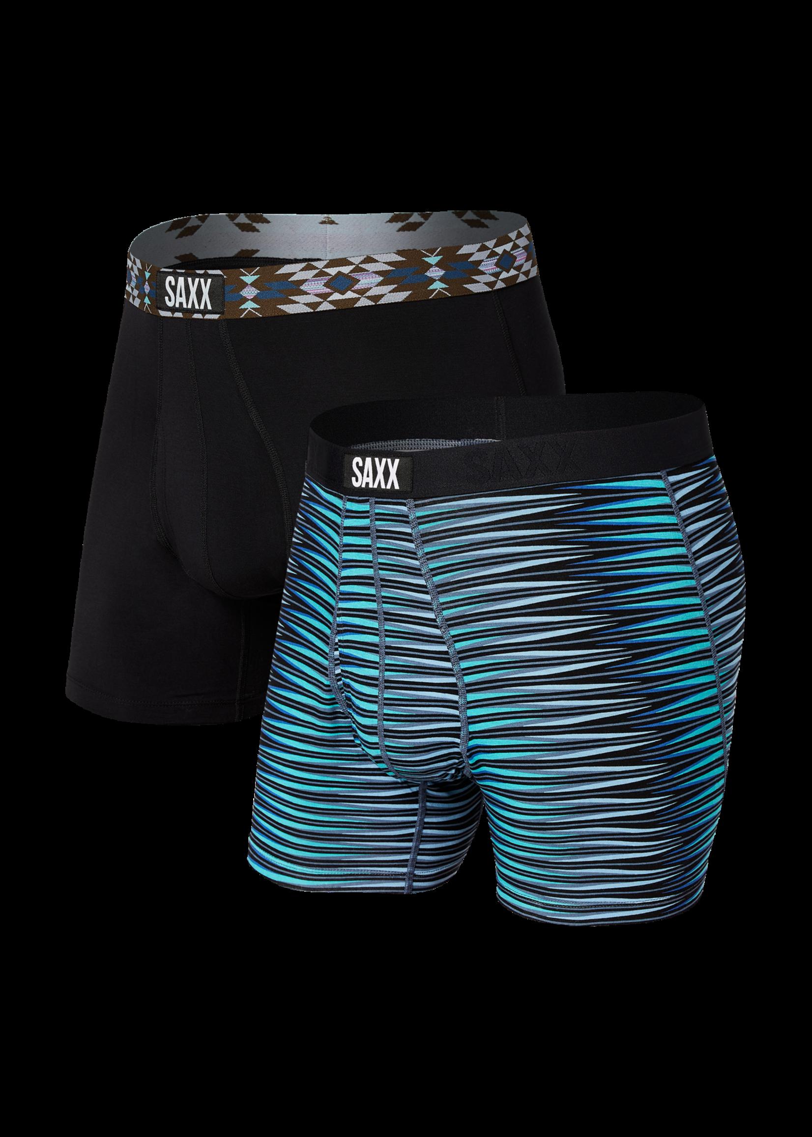 Saxx Underwear Saxx Ultra 2-Pack ZBM