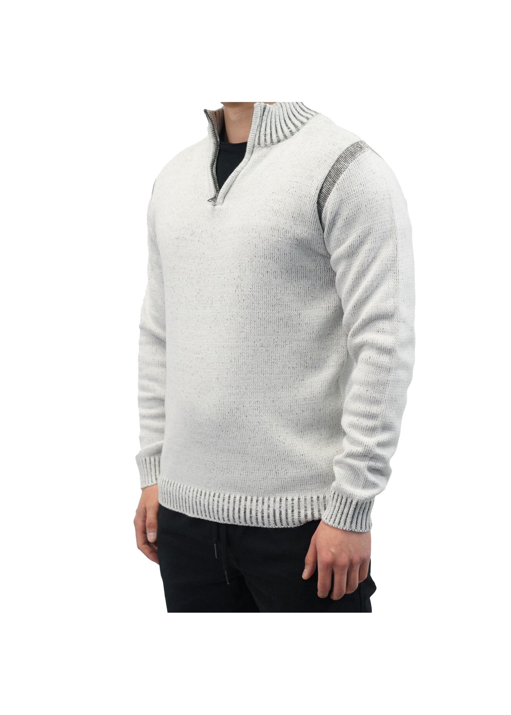 Hedge Knit Sweater 73MS139B