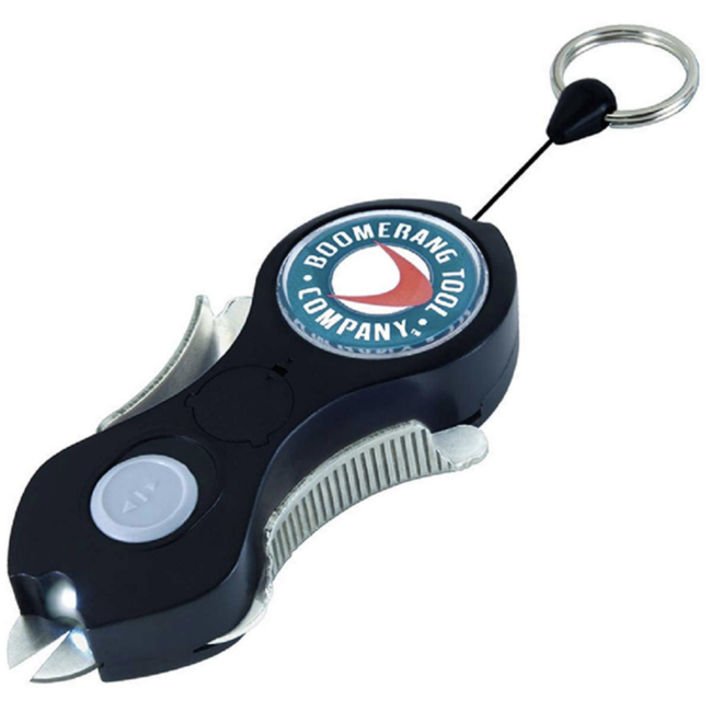 Boomerang Snip with LED