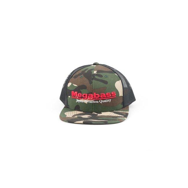 Megabass Megabass Trucker Hat Camo
