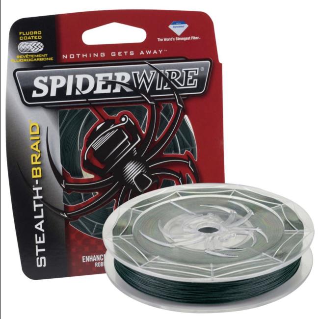 Spider Wire Stealth Braid
