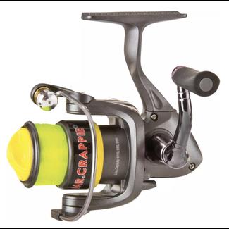 Mr. Crappie Mr Crappie Slab Shaker Spin MCS75 2BB 5.2:1 6/120 4.8oz