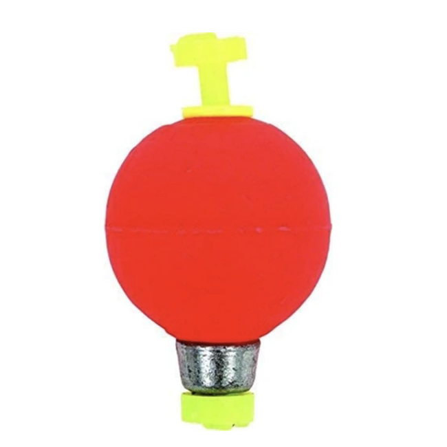 Betts Billy Boy Round Weighted Snap On Bobber