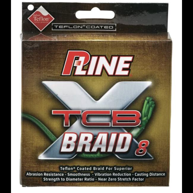P-Line TCB Braid 150yd