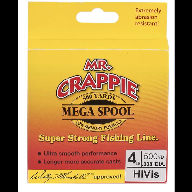 Lew's Mr.Crappie Line