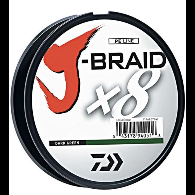 Daiwa J-Braid 8X