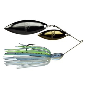Picasso Picasso InvizR-Wire Double Willow Spinnerbait