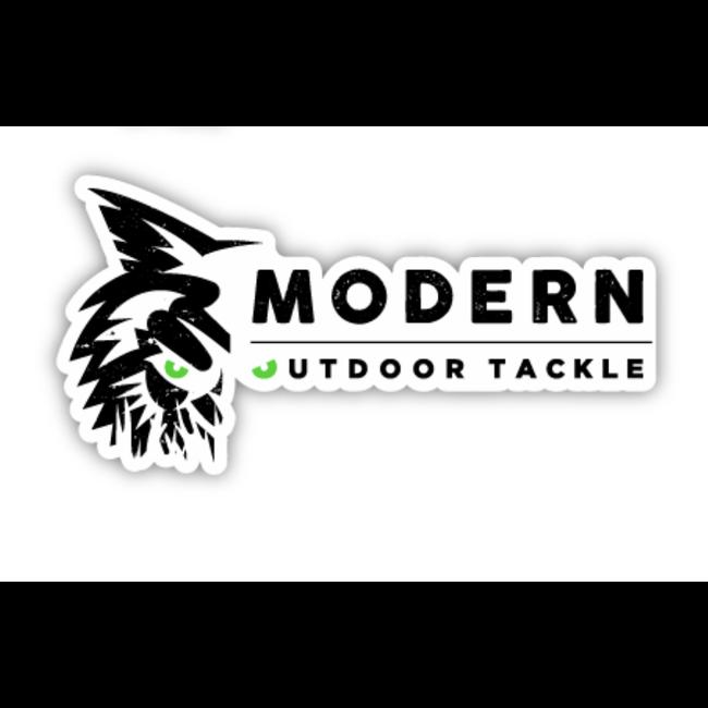 Modern Outdoor Tackle Modern Outdoor Tackle Stickers