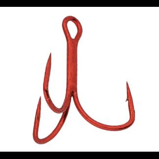 Gamakatsu Treble EWG Hooks Red